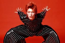 Do what Bowie does.